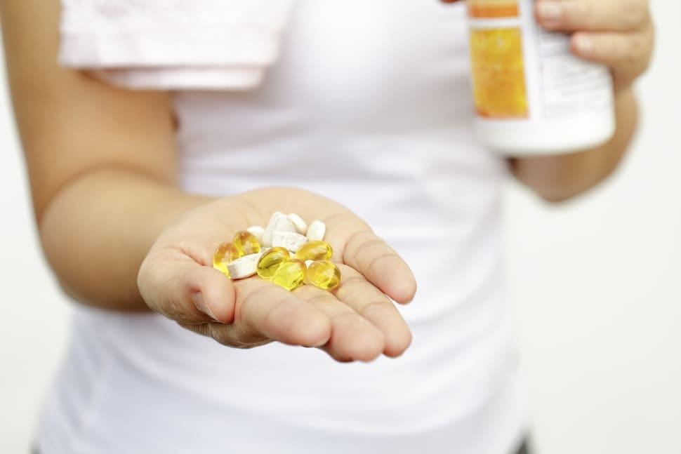 Витамины для взрослых