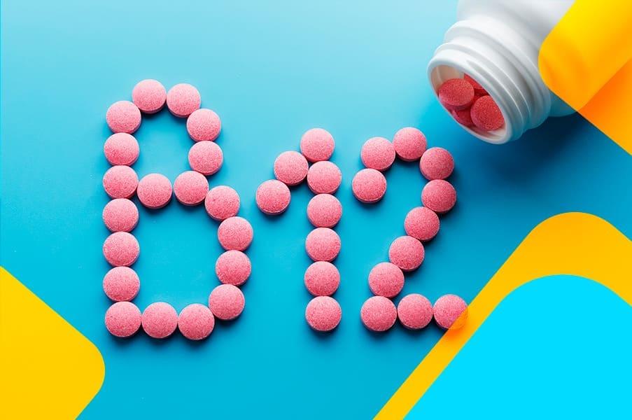 Витамин B12 и здоровье человека
