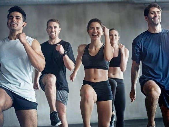 В чём польза фитнеса?