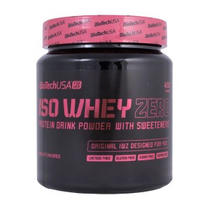 BioTech USA Iso Whey ZERO For Her