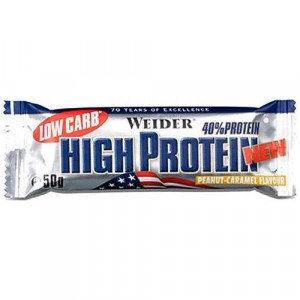 Weider 40% Low Carb High Protein Bar