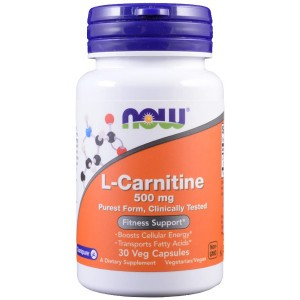 NOW L-Carnitine 500 mg