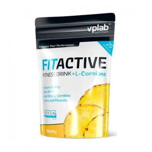 Vplab FitActive Fitness Drink + L-Carnitine