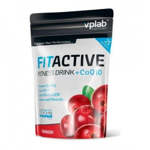 Vplab FitActive Fitness Drink + CoQ10