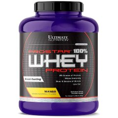 Ultimate Nutrition Prostar Whey Protein 2270 г