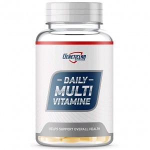 GeneticLab Daily Multivitamine