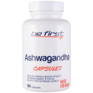 Be First Ashwagandha Capsules