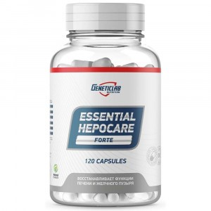 GeneticLab Essential Hepocare