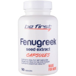 Be First Fenugreek Seed Extract