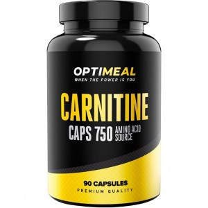 OptiMeal Carnitine Caps 750