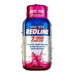 VPX Redline MAX300 7-Hour Energy Boost