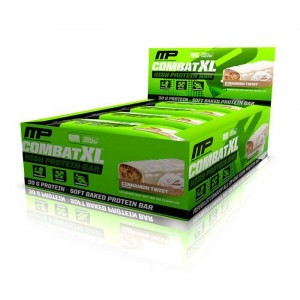 MusclePharm Combat XL High Protein Bar