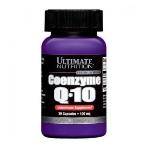 Ultimate Nutrition Coenzyme Q10 100 mg