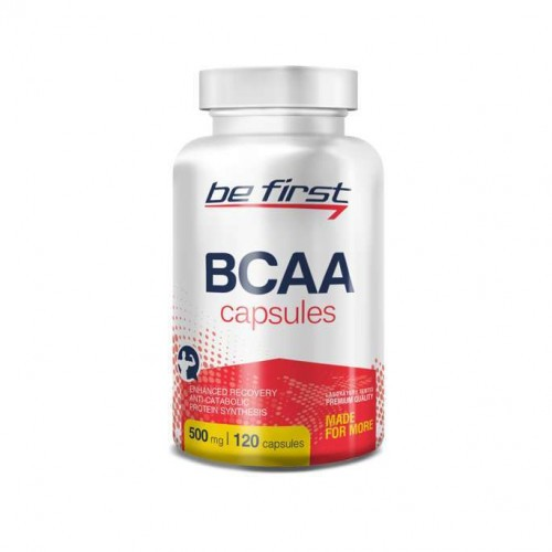 Be First BCAA Capsules