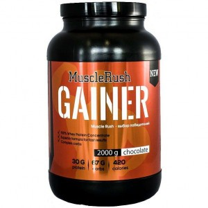 Muscle Rush Gainer