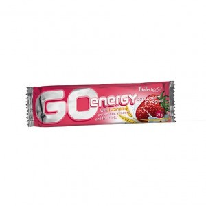 BioTech USA Go Energy Bar