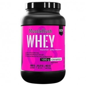 Muscle Rush Whey for Women