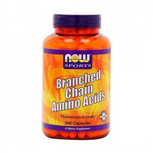 NOW Branched Chain Amino Acids