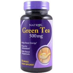 Natrol Green Tea 500 mg