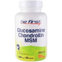 Be First Glucosamine Chondroitin MSM