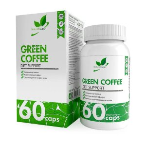 NaturalSupp Green Coffee