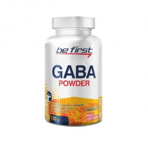 Be First GABA Powder