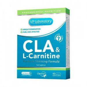 VP laboratory CLA & L-Carnitine