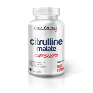 Be First Citrulline Malate Capsules
