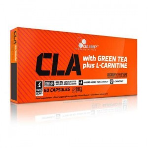 Olimp CLA with Green Tea plus L-Carnitine