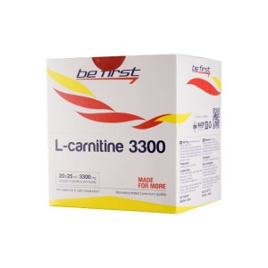 Be First L-Carnitine 3300