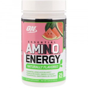 Optimum Nutrition Amino Energy Naturally Flavored