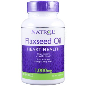 Natrol Flaxseed Oil