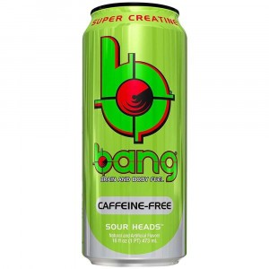 VPX Bang Energy Drink Caffeine Free