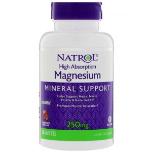 Natrol High Absorption Magnesium