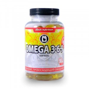 aTech Nutrition Omega 3-6-9