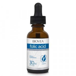 BioVea Folic Acid Liquid Drops