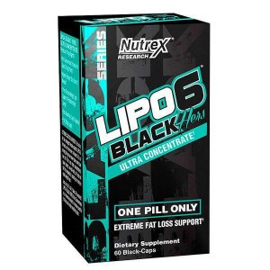Nutrex Lipo-6 Black Hers Ultra Concentrate US