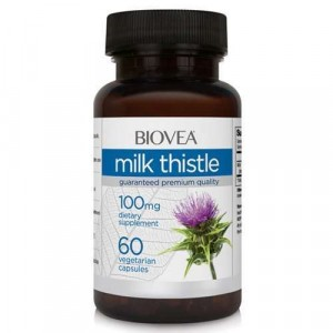 BioVea Milk Thistle 100mg