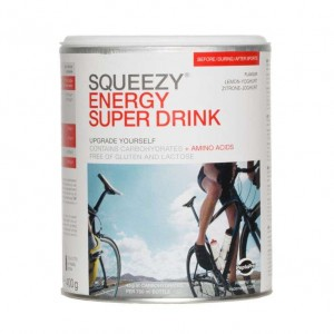 Squeezy Energy Super Drink