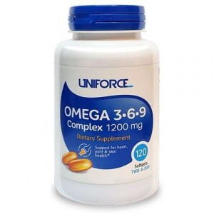 Uniforce Omega 3-6-9 1200 mg