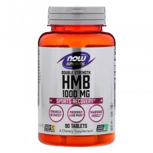 NOW HMB 1000 mg Double Strength