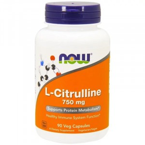 NOW L-Citrulline 750 mg
