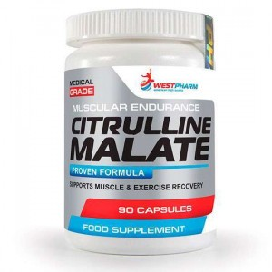 WestPharm Citrulline Malate 500mg