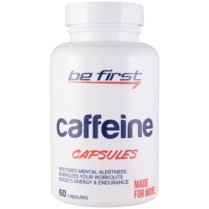 Be First Caffeine