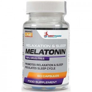 WestPharm Melatonin 5mg