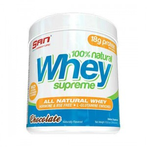 SAN 100% Natural Whey Supreme