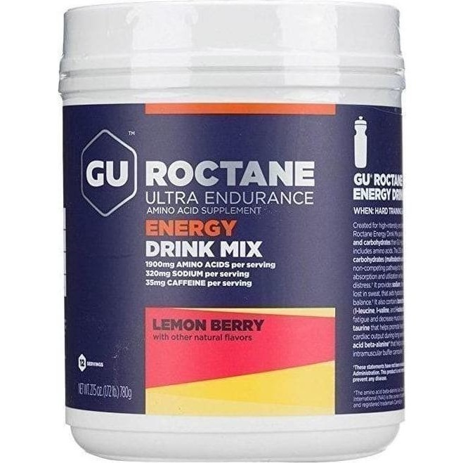GU Roctane Energy Drink Mix 1.72lb