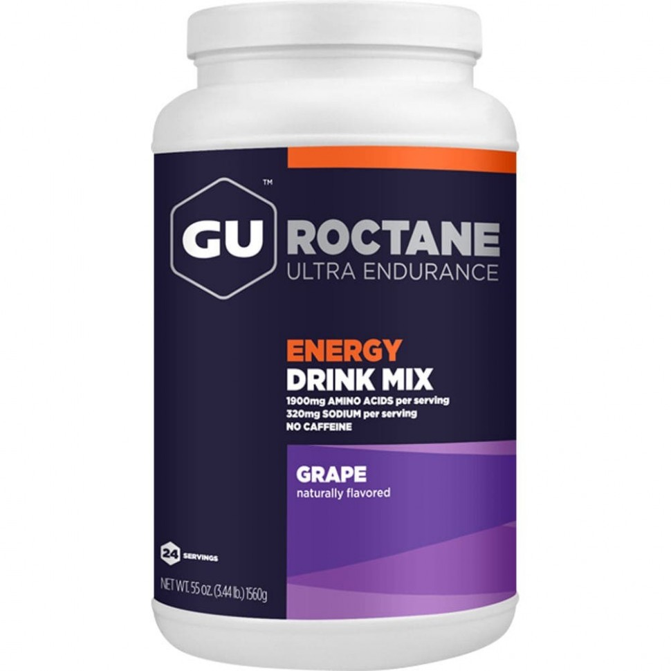 GU Roctane Energy Drink Mix 3.44lb